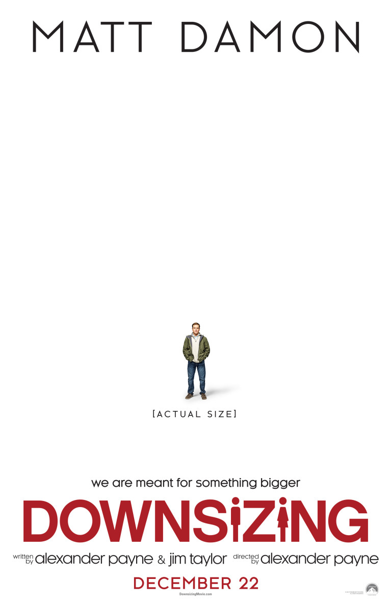 """""""Downsizing"""": A Millennial's Movie Review"""