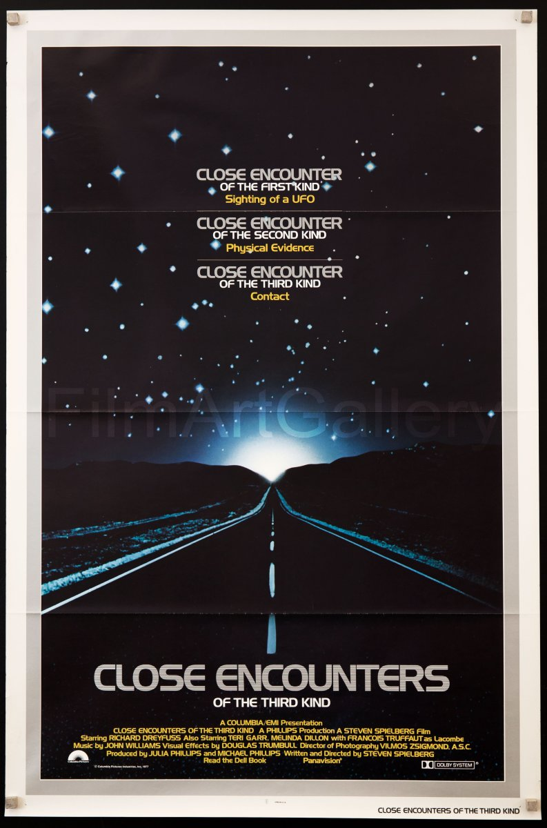 Film Review: Close Encounters of the Third Kind