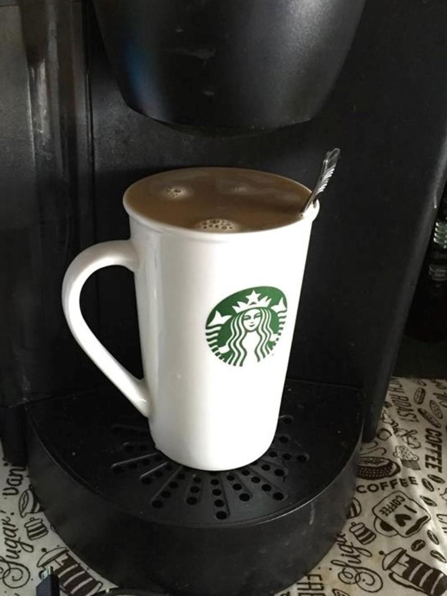 The Course of Caffeine