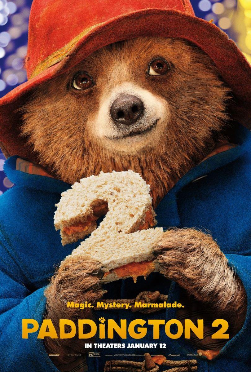 Paddington 2: Movie Review