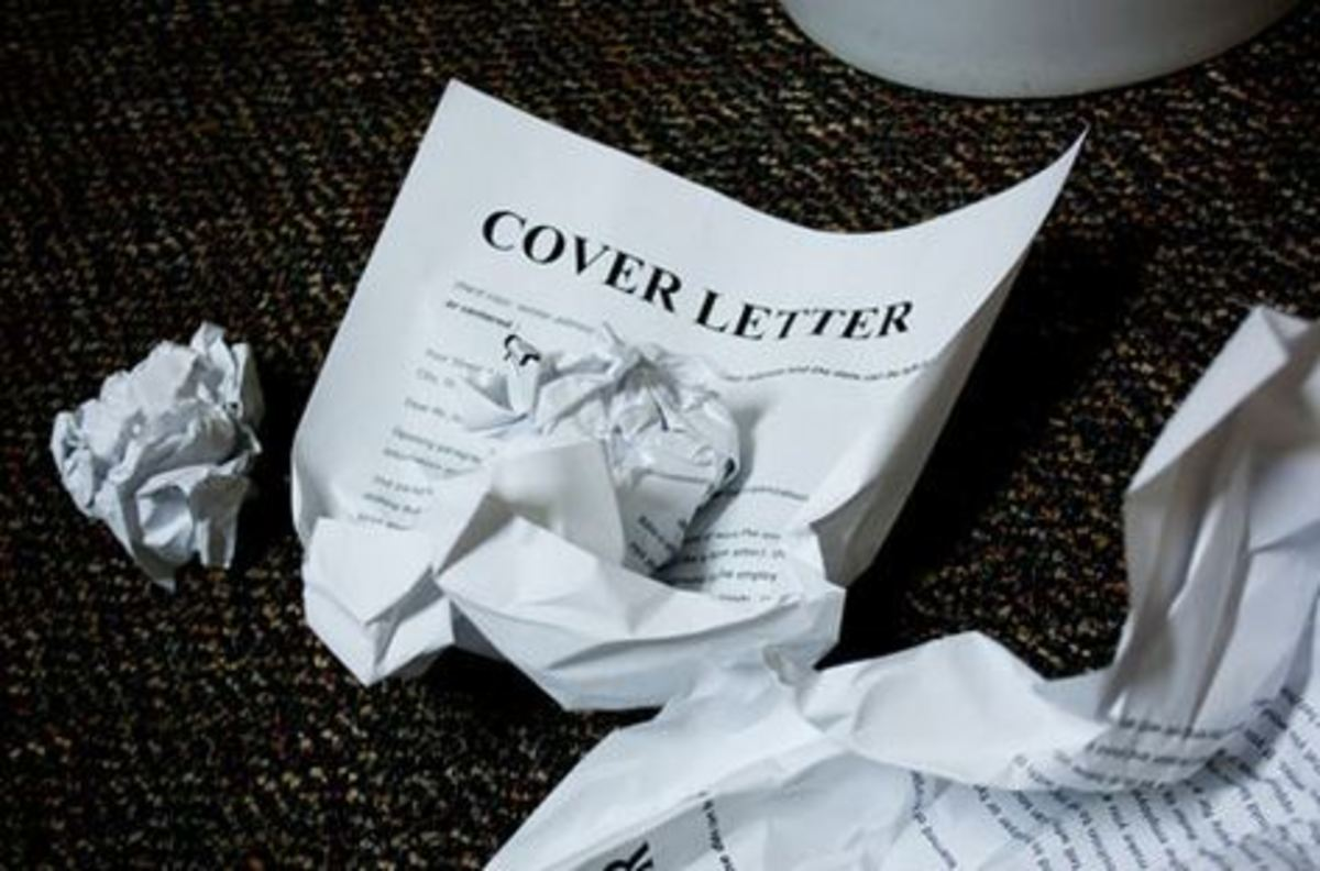 Writing Resumes & Cover Letters | ToughNickel