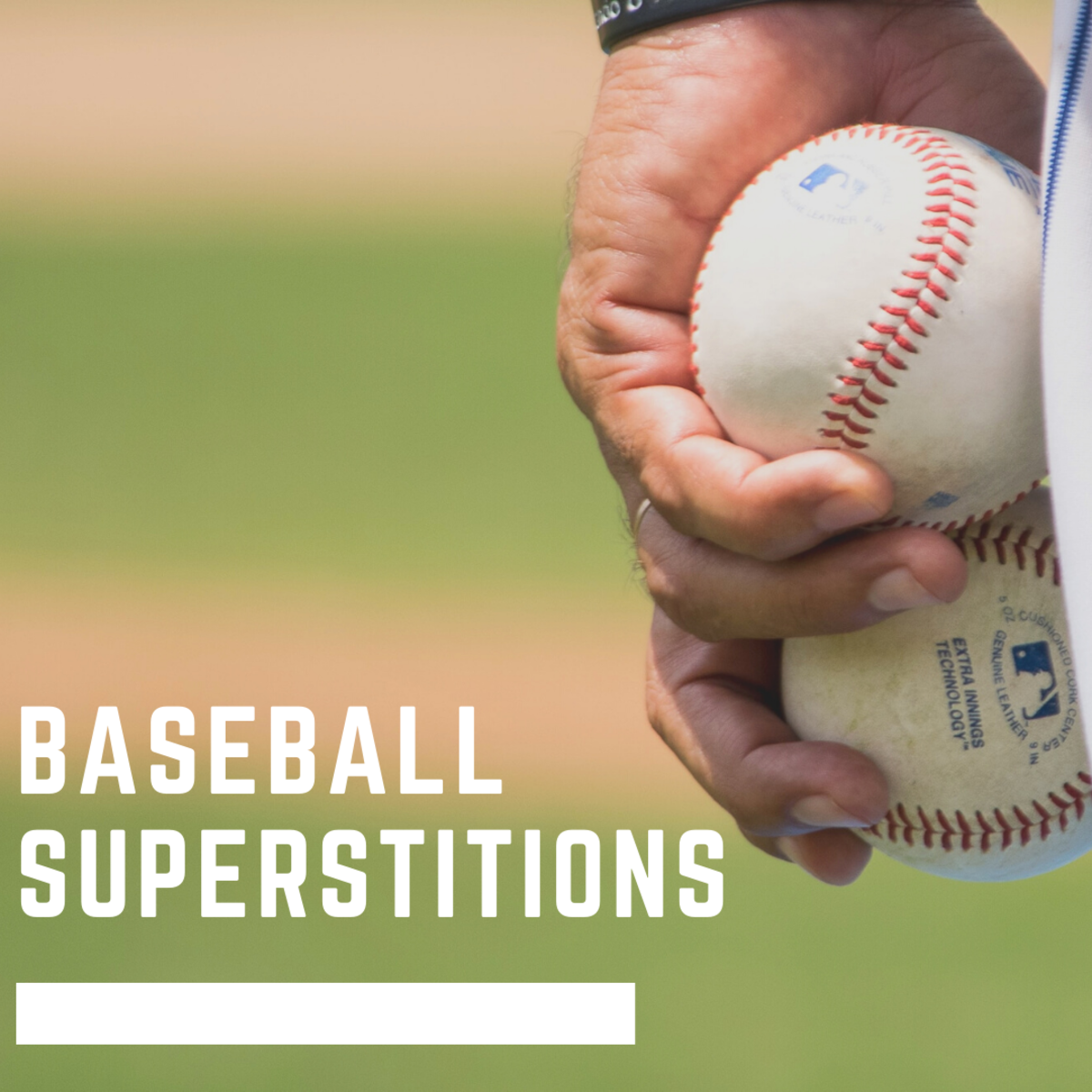 Surprisingly, many players truly believe these wild superstitions.