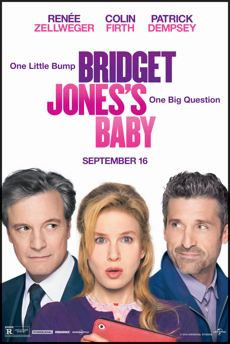 Film Review: Bridget Jones's Baby