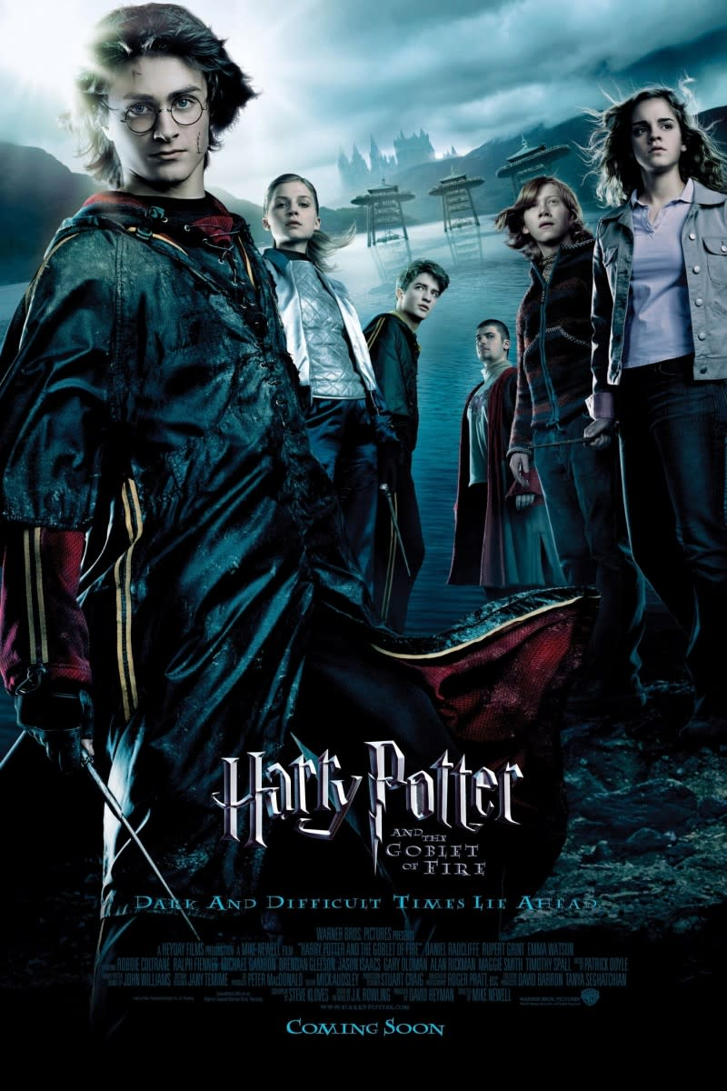 Film Review: Harry Potter and the Goblet of Fire