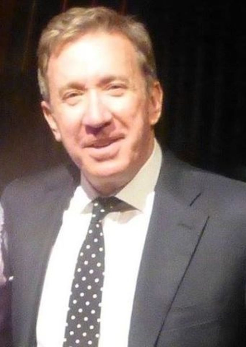 Tim Allen of Last Man Standing and Home Improvement.