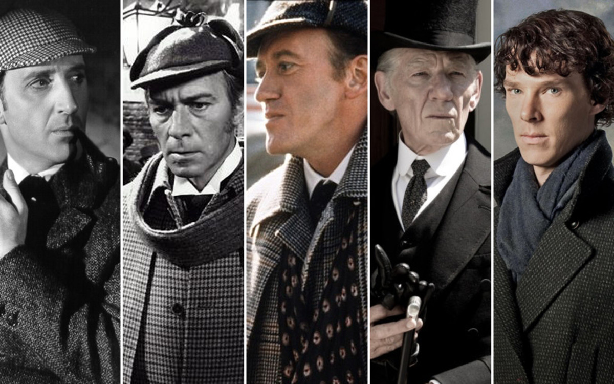 Rating Five Actors Who Have Played Sherlock Holmes