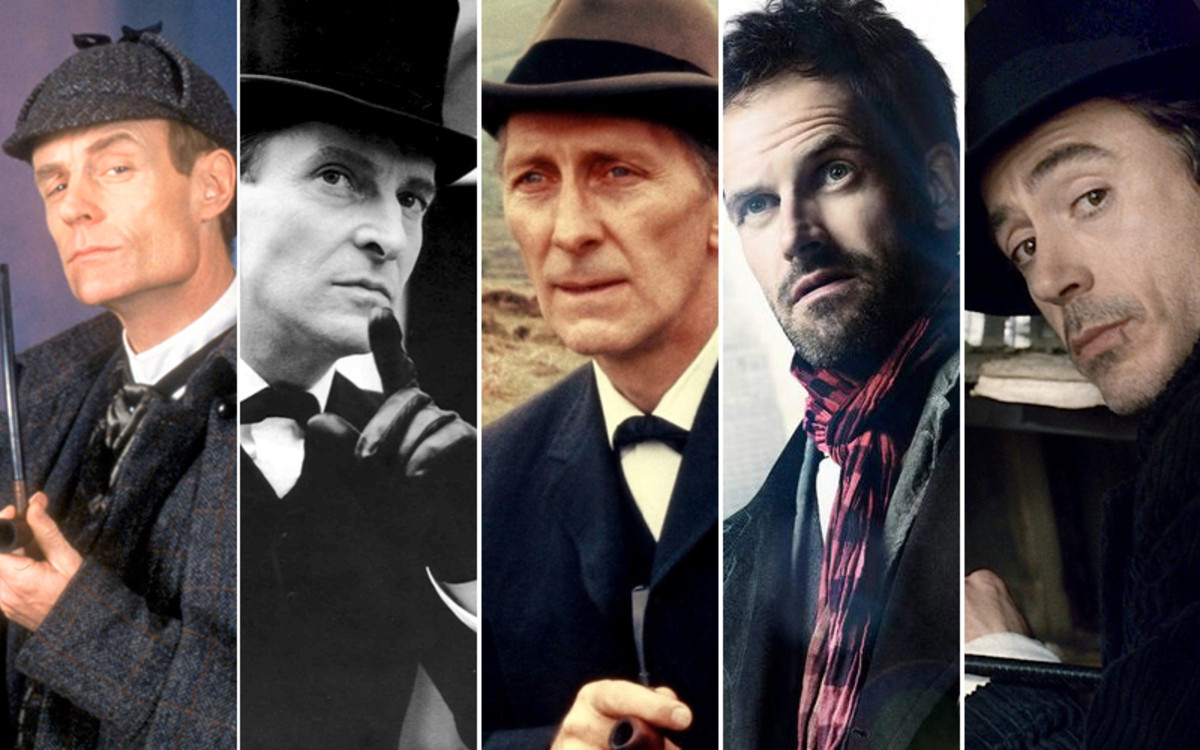 Rating Another Five Actors Who Played Sherlock Holmes