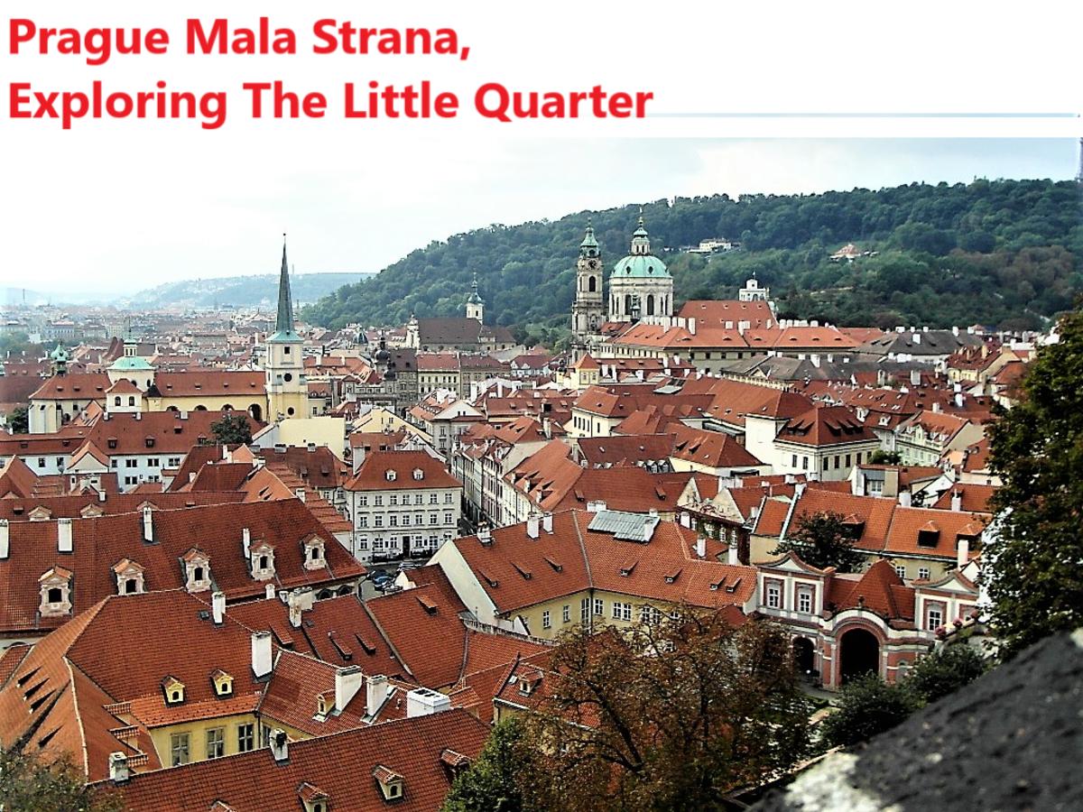 Prague Mala Strana
