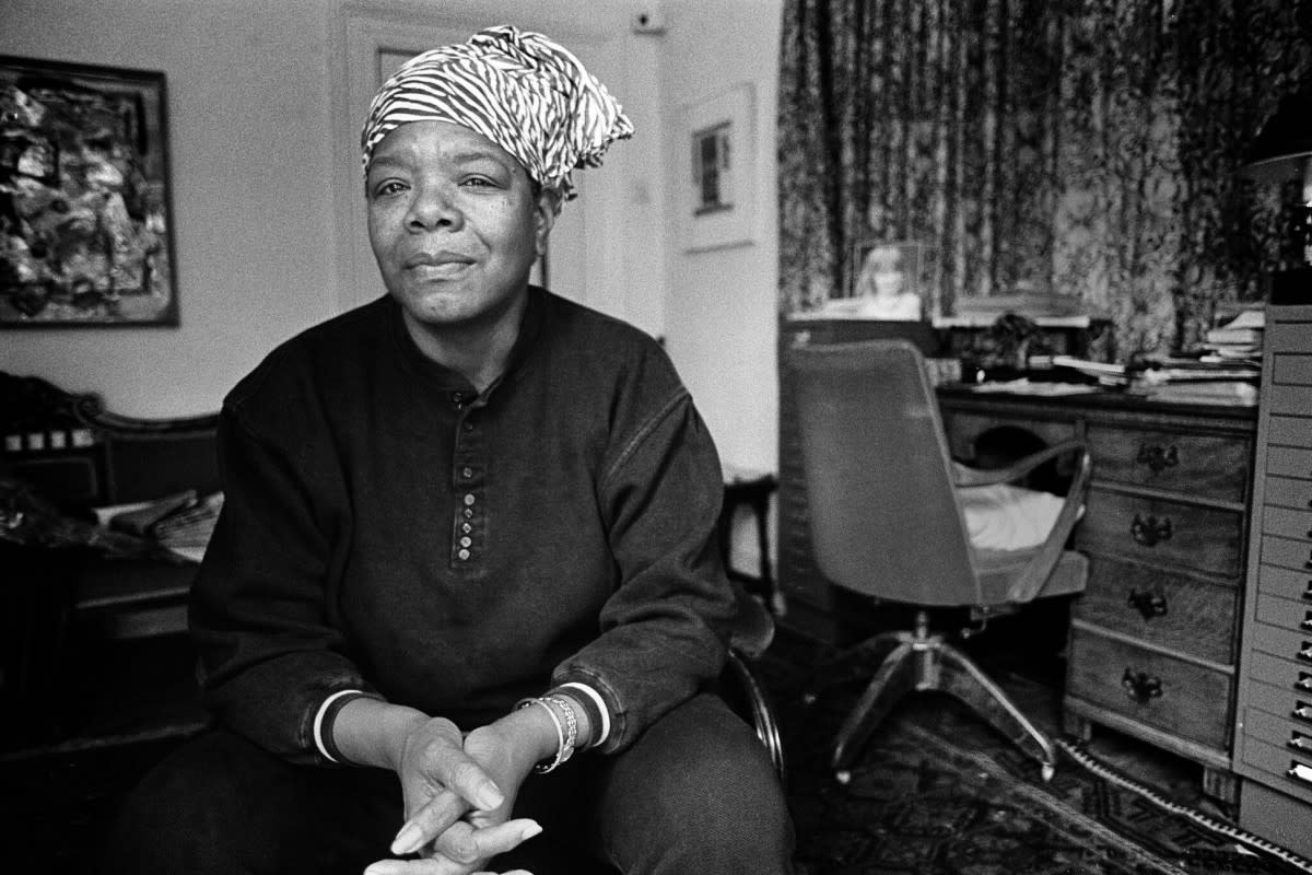 "Analysis of Poem ""Life Doesn't Frighten Me"" by Maya Angelou"