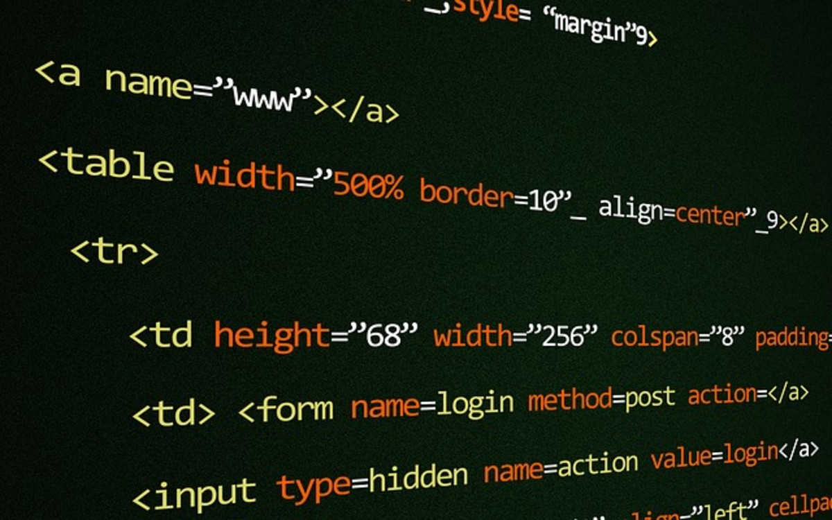 An Introduction to Writing HTML