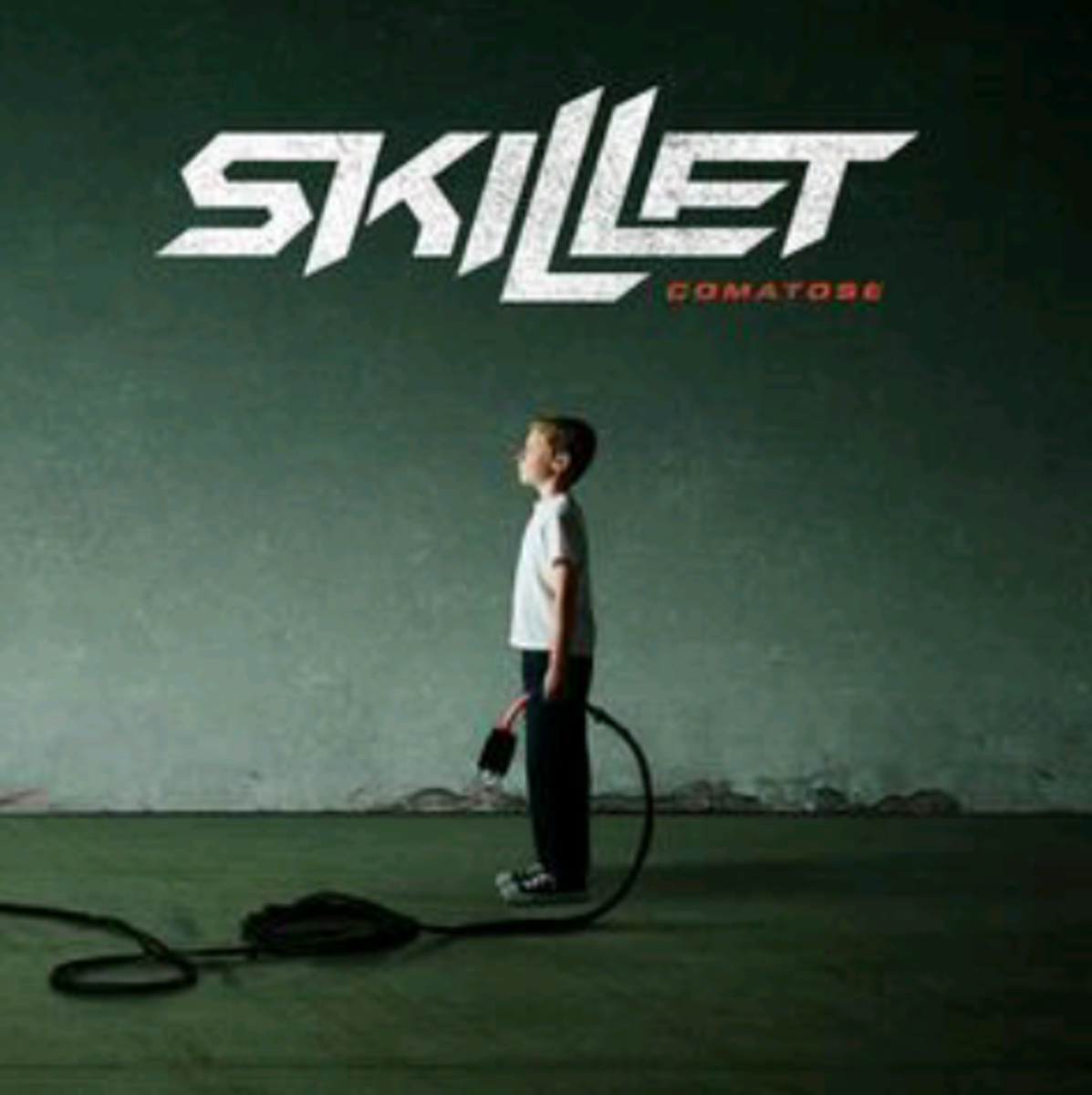 """Comatose"" by Skillet"