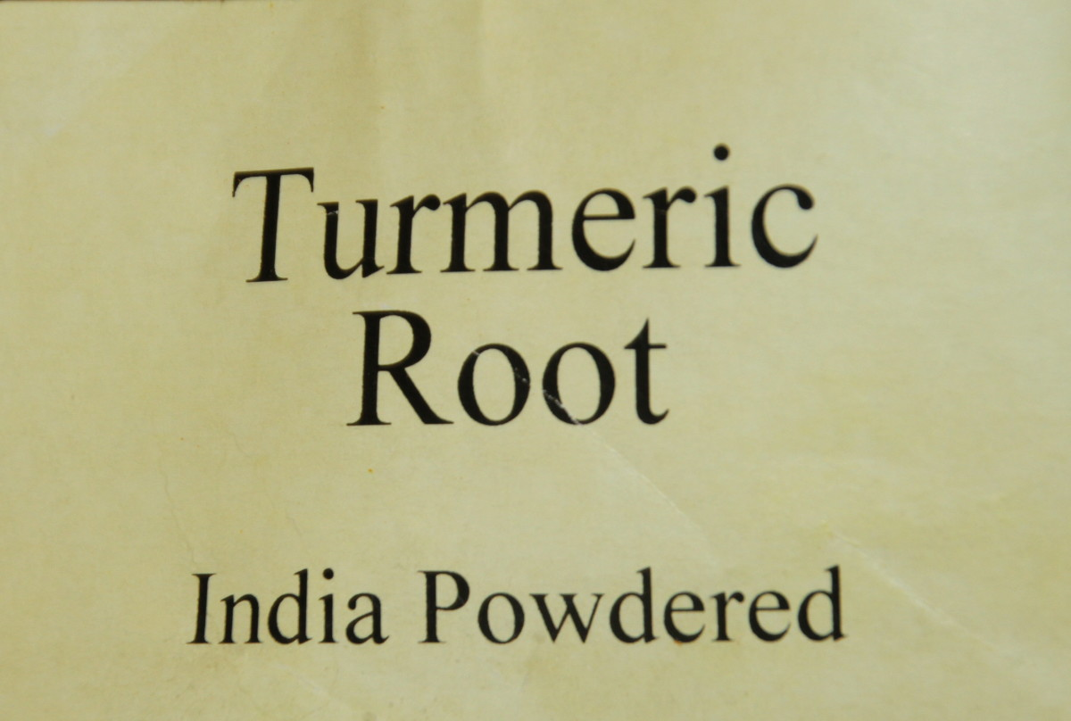Dried and ground turmeric is available in the spice aisle of most supermarkets,
