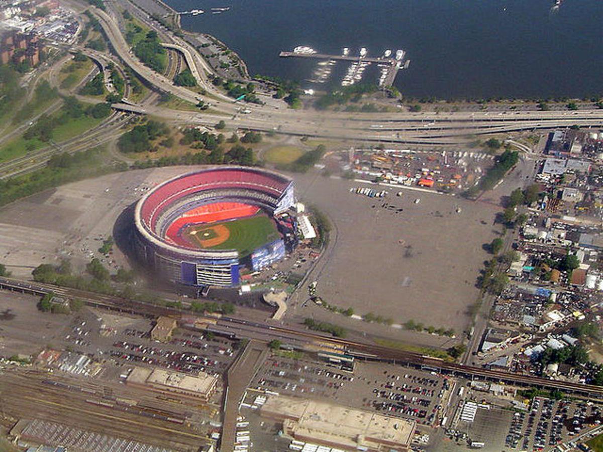 Shea Stadium 2005.