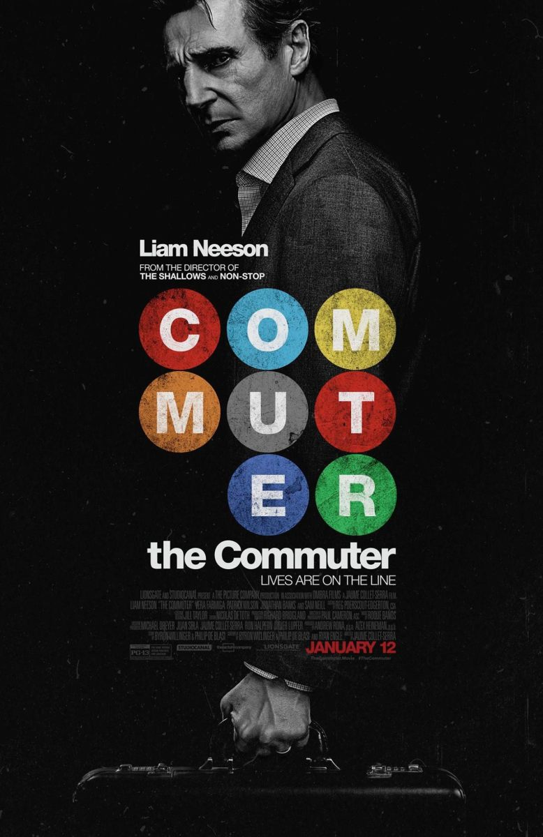 The Commuter: Movie Review