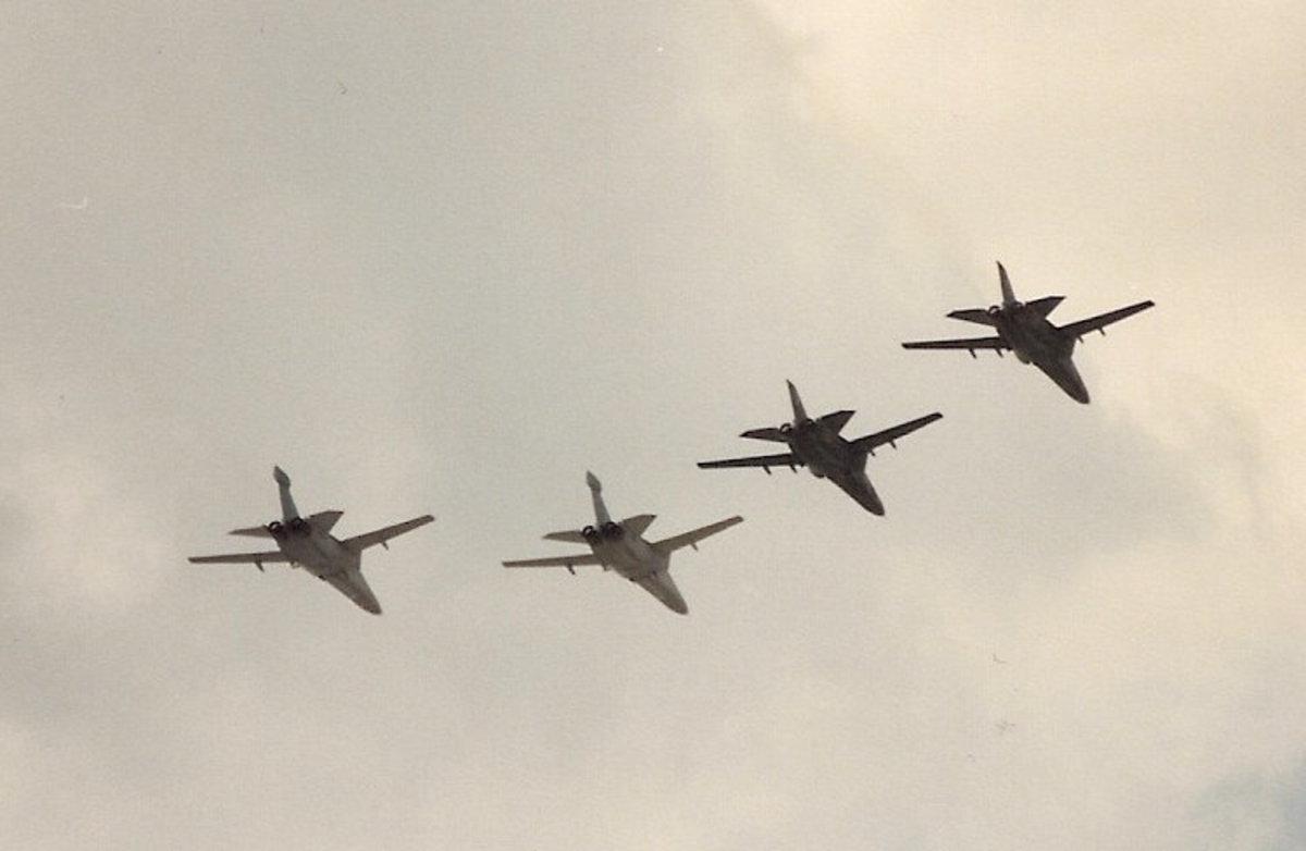 The F-111: Born in Controversy