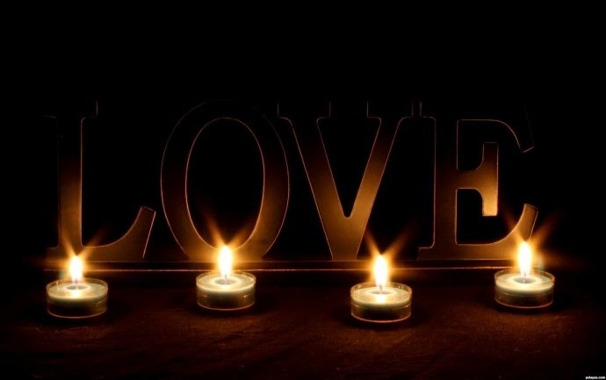 Love: The Secret Supreme. An Offering to Chris Mills (Cam 8510)Monday's Inspiration, 26