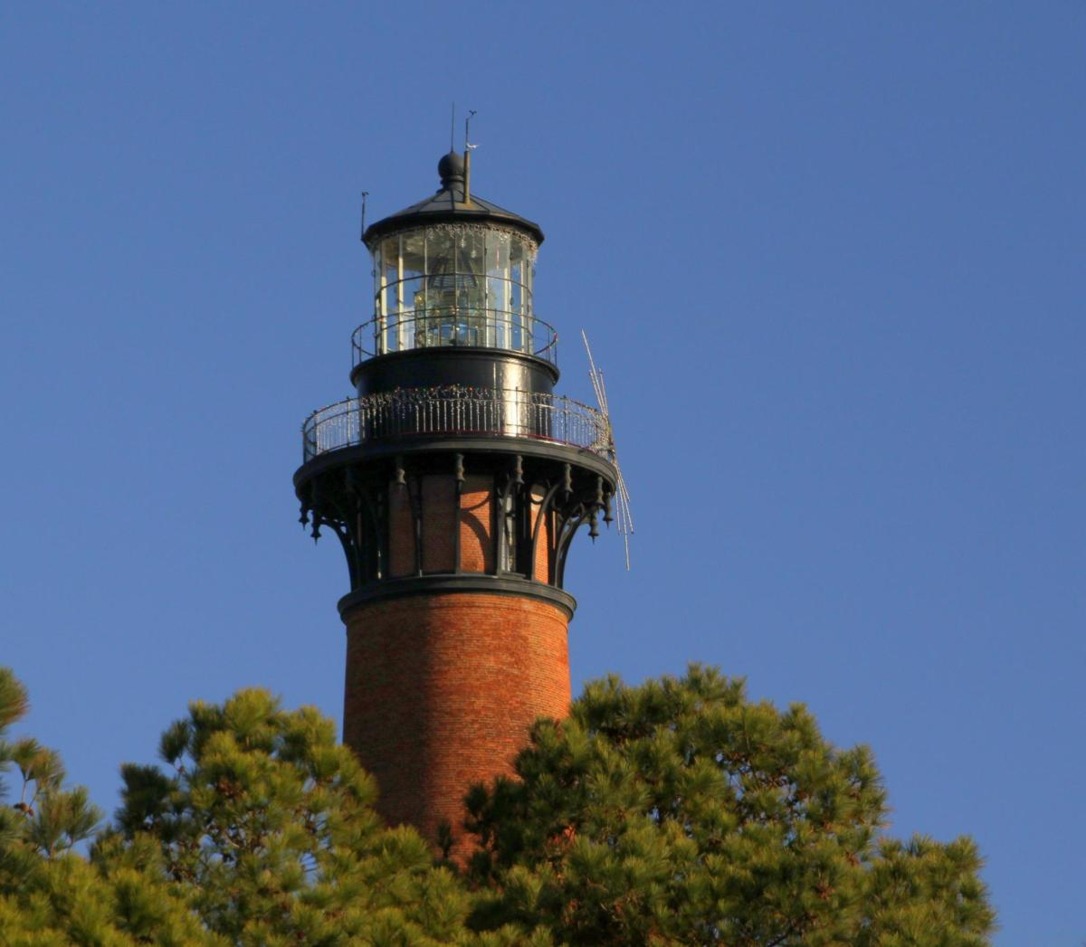 North Carolina's Currituck (Coralla) Lighthouse