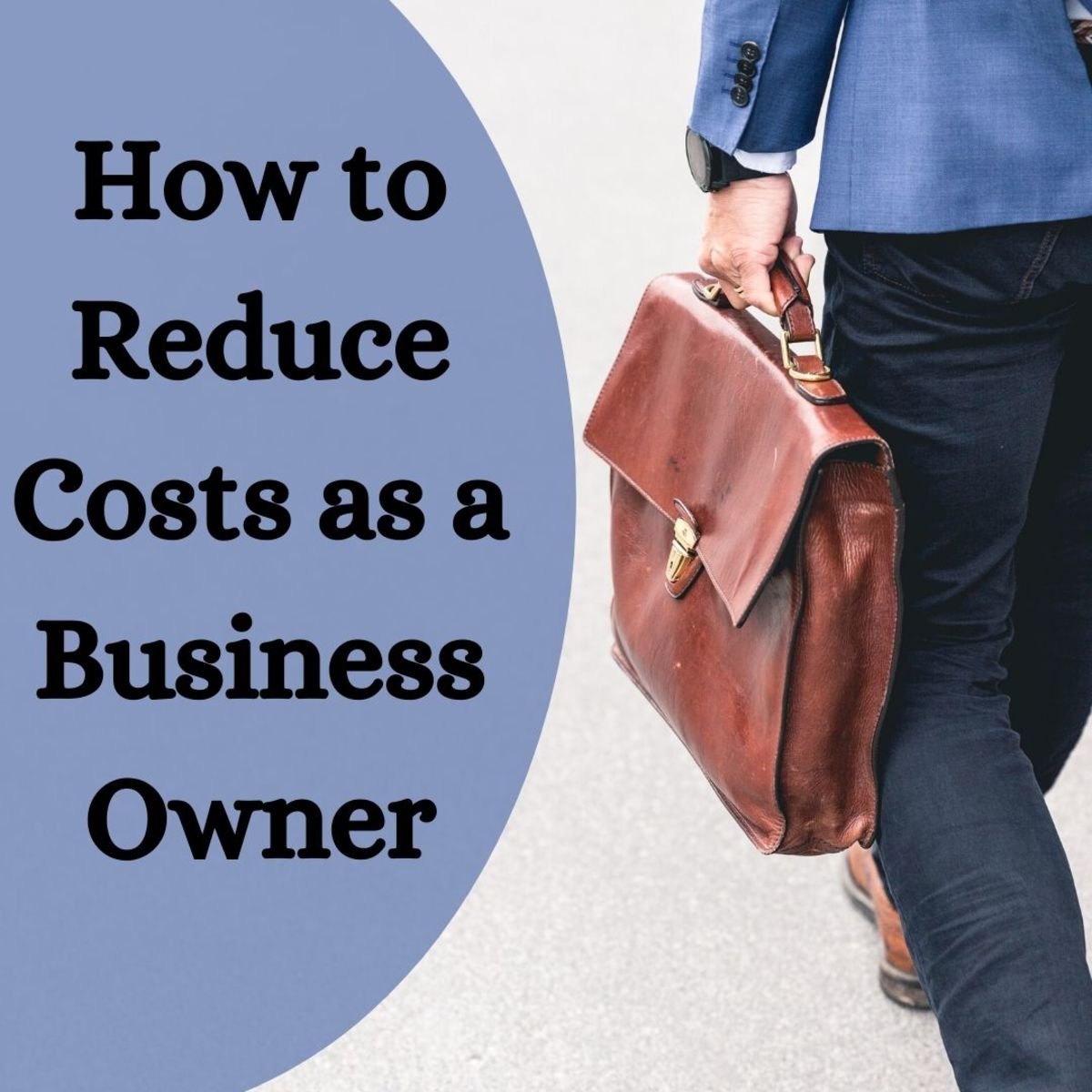 5 Ways a Business Owner Can Reduce Costs