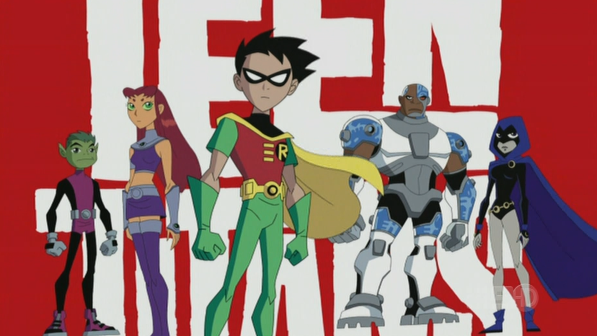 6 Reasons Why Robin Is the Strongest Teen Titan