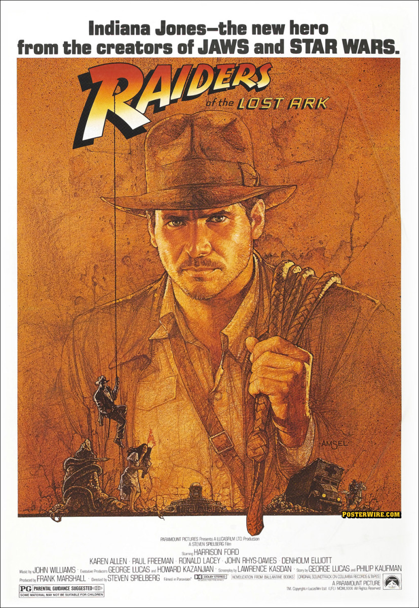 Film Review: Raiders of the Lost Ark