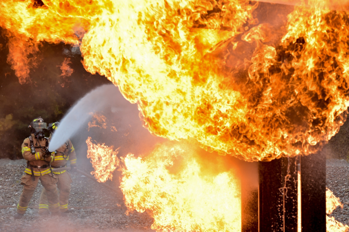 Learn how to be a volunteer firefighter by reading this article!