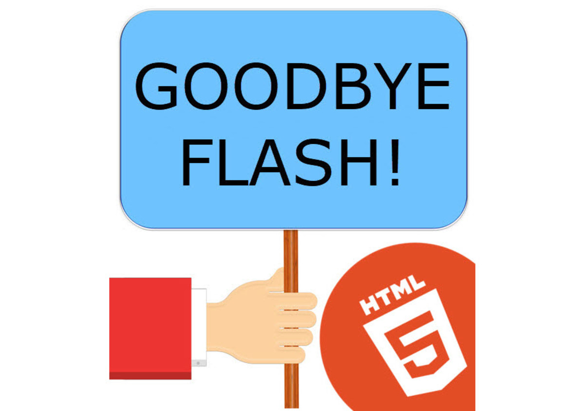 The End of Flash in 2020? Converting From Flash to HTML5