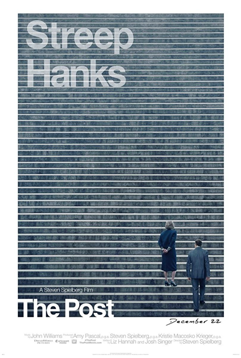 The Post Is a Sharply Written and Well-Acted Ode to Honest Journalism, Albeit a Dishonest One