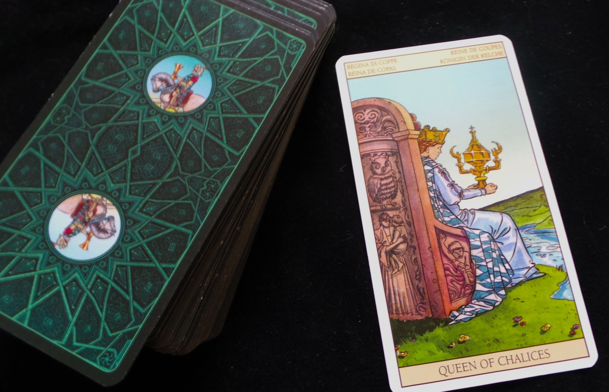 The Amazing One-Card Tarot Reading | Exemplore