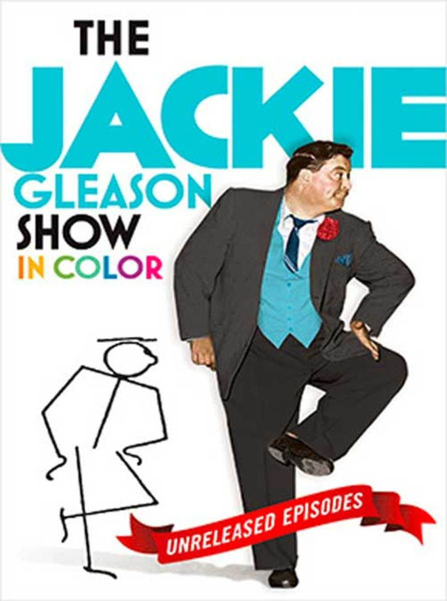 The Jackie Gleason Show In Color-DVD Review