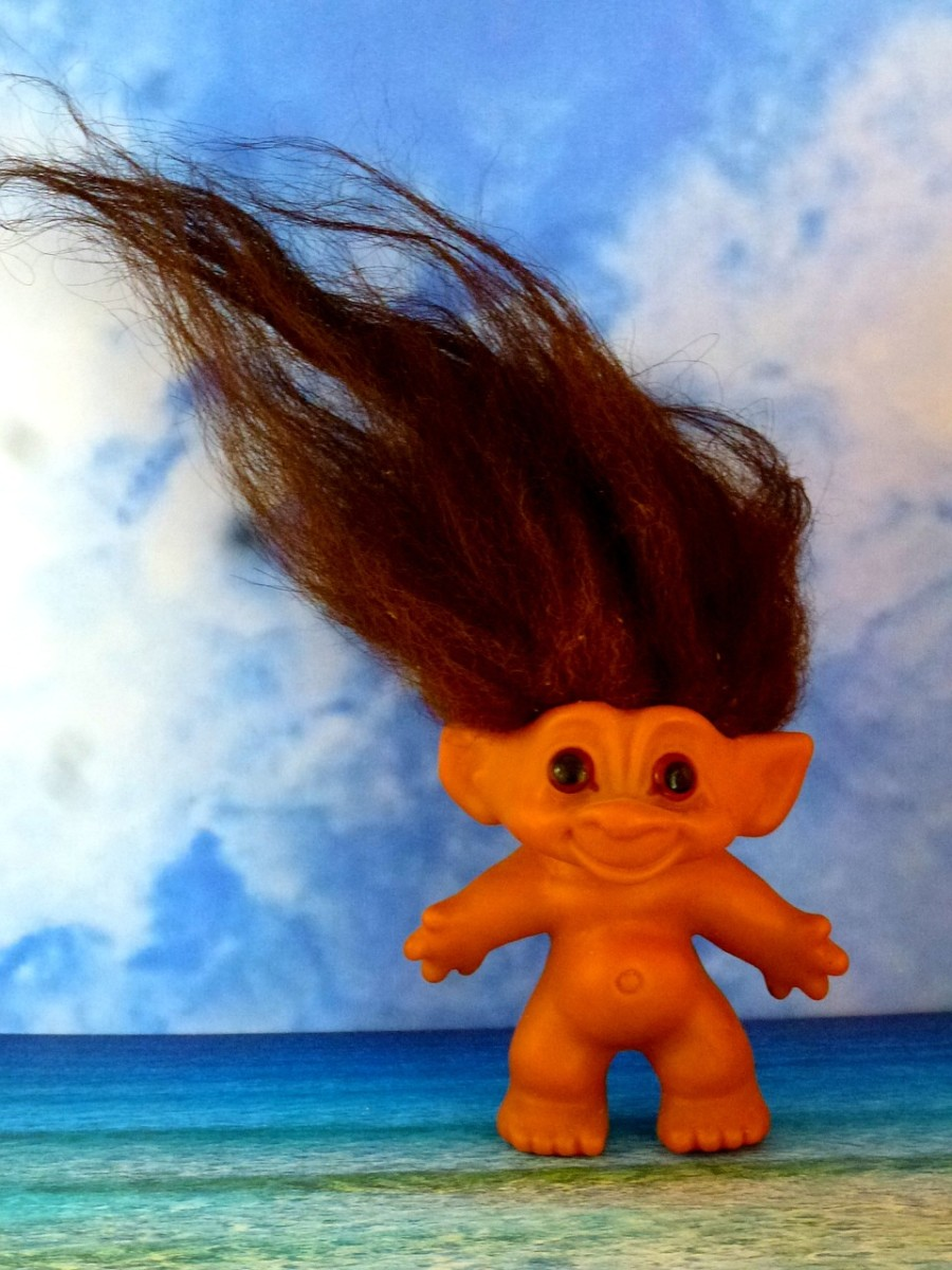 What Happened to the Cute Doll Trolls?