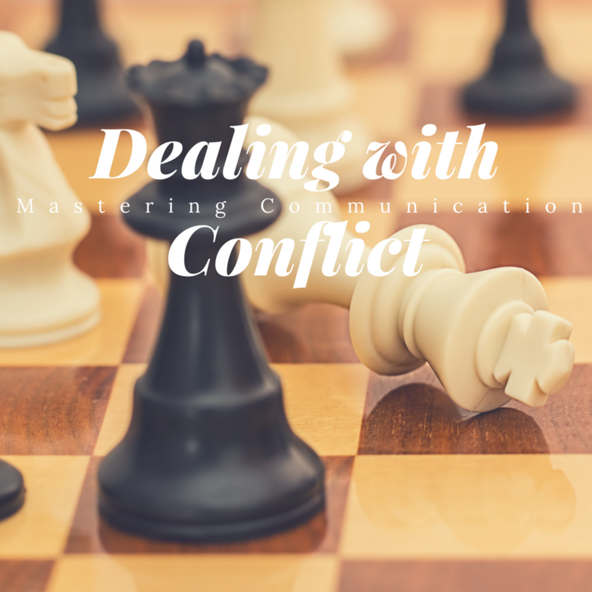 Conflict is bound to happen. Learn how to manage it professionally.