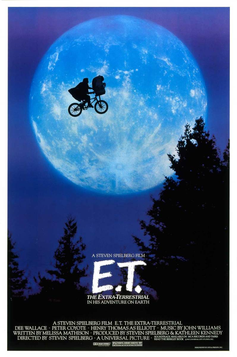 Film Review: E.T. the Extra-Terrestrial