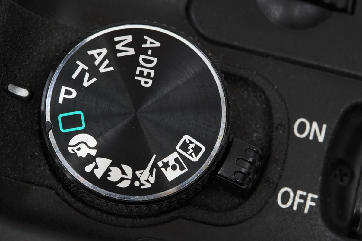 How to Understand Your Camera's Dial Modes and Settings