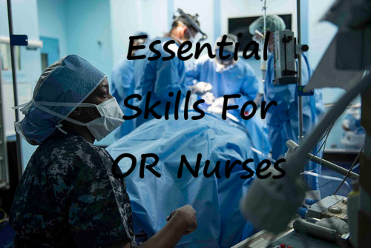 10 Skills Essential for Operating Room Nurses