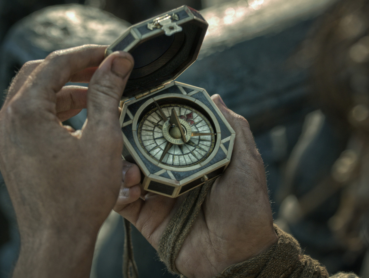 Ambiguous Plot Choices: Which Way Was Jack's Compass Pointing?