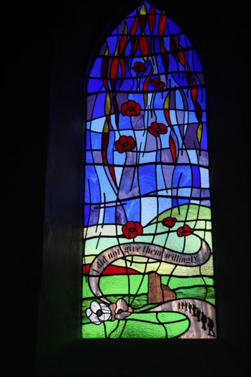 Amy Beechey's Wartime Sacrifice