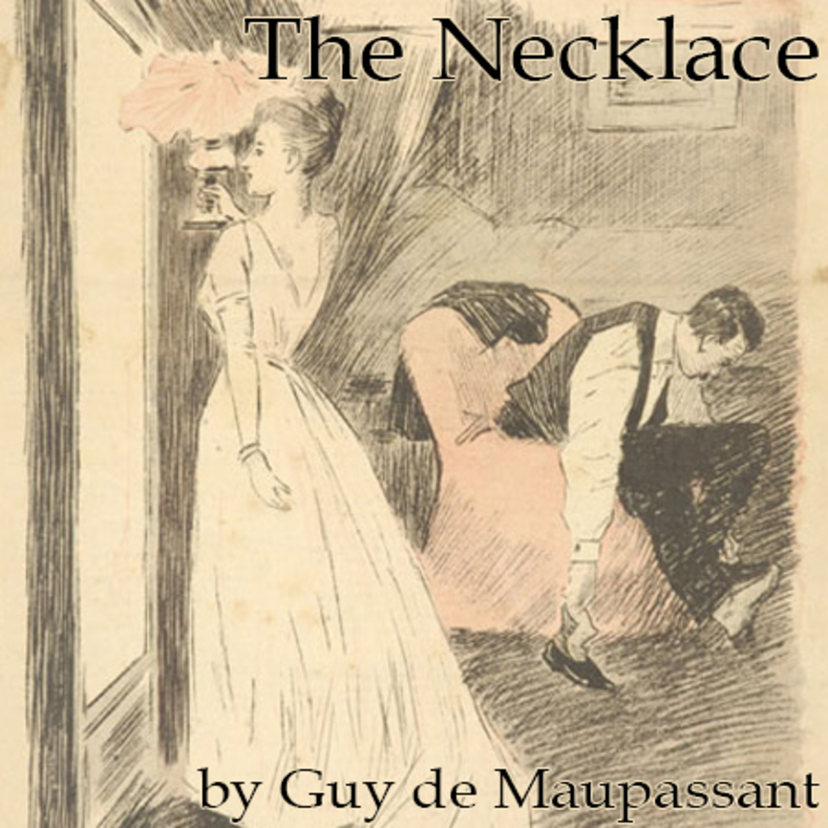 a literary analysis of the necklace by guy de maussapant The necklace - study guide the necklace is an ironic story about the distinction between appearance versus reality, written by guy de maupassant in 1884 we hope this study guide is particularly useful for teachers and students to appreciate the nuances of the story.