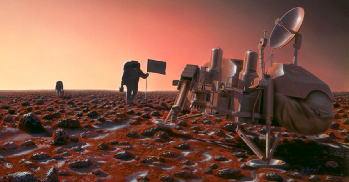 Everything You Need to Know About Colonizing Mars