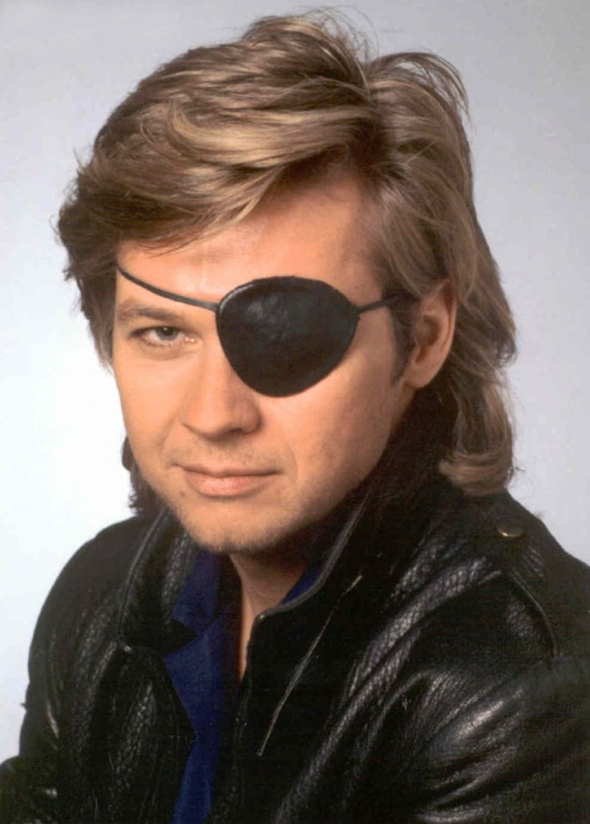 "Steve Johnson as ""Patch"" ""Stephen Nichols"" Days of Our Lives."