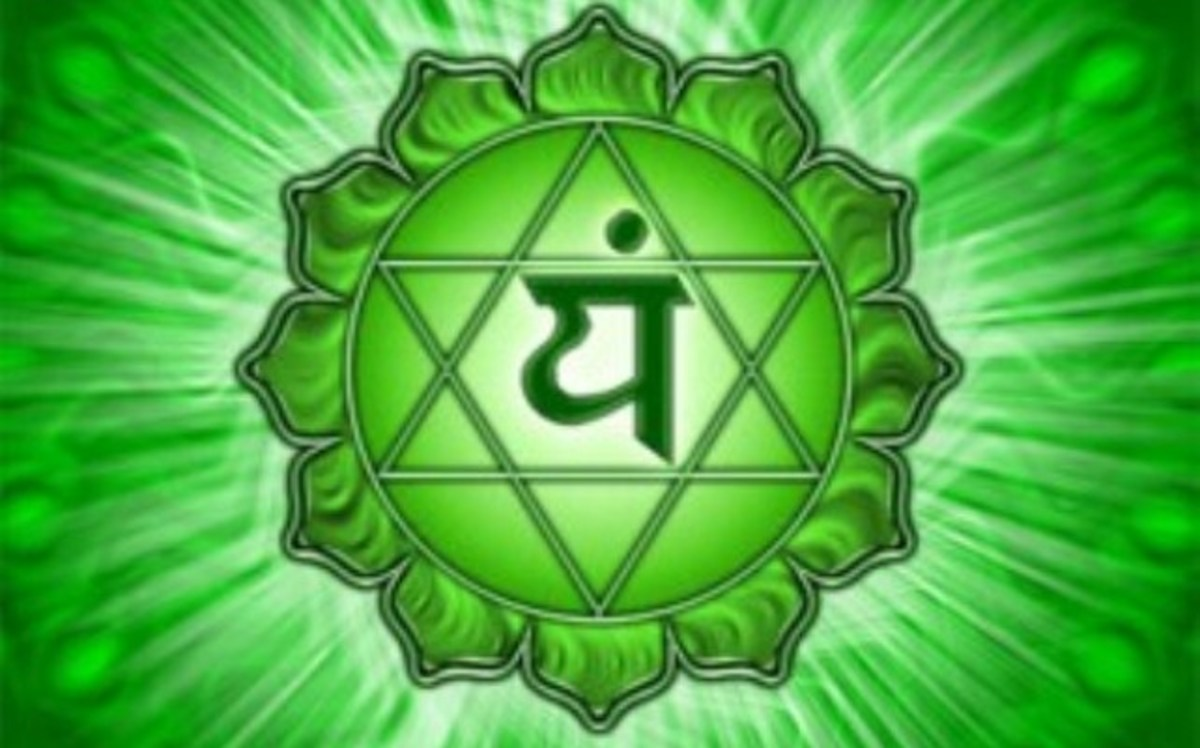 Chakra Energy Centers: The Heart Chakra