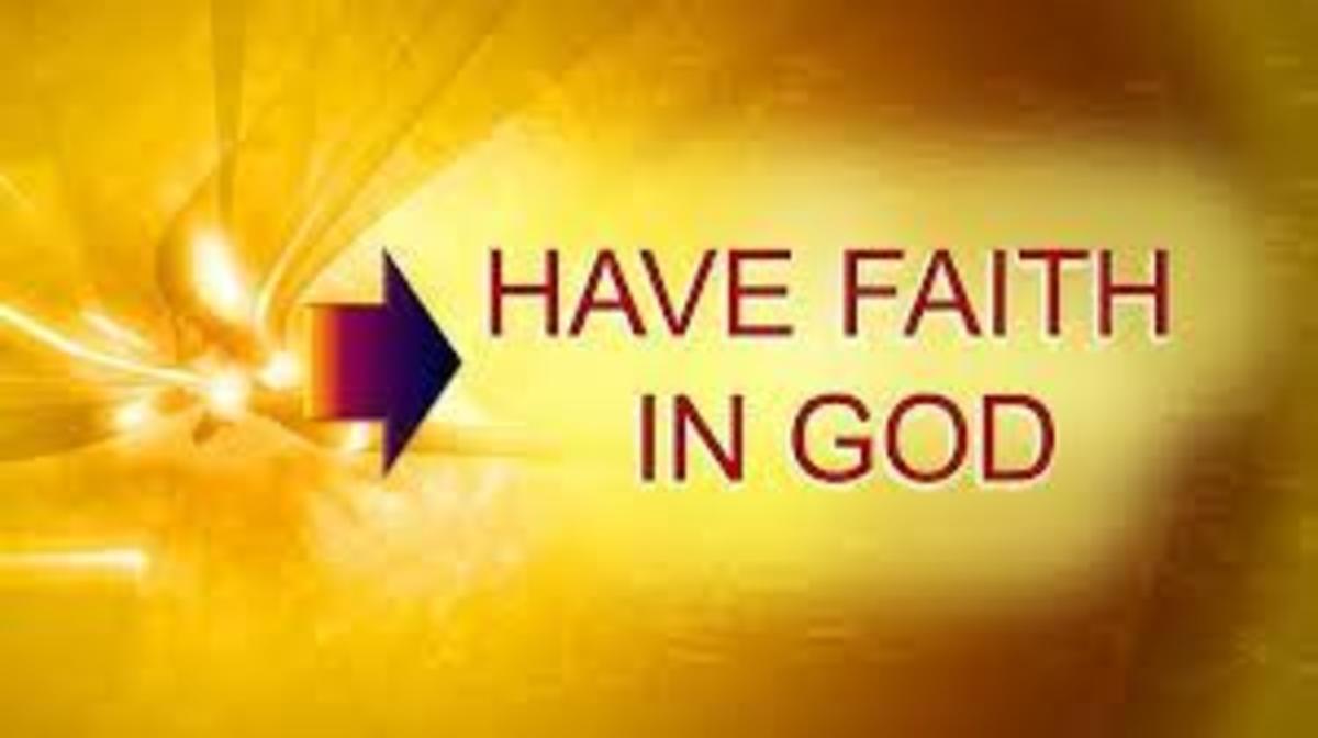 A Poem of Faith: I Knew