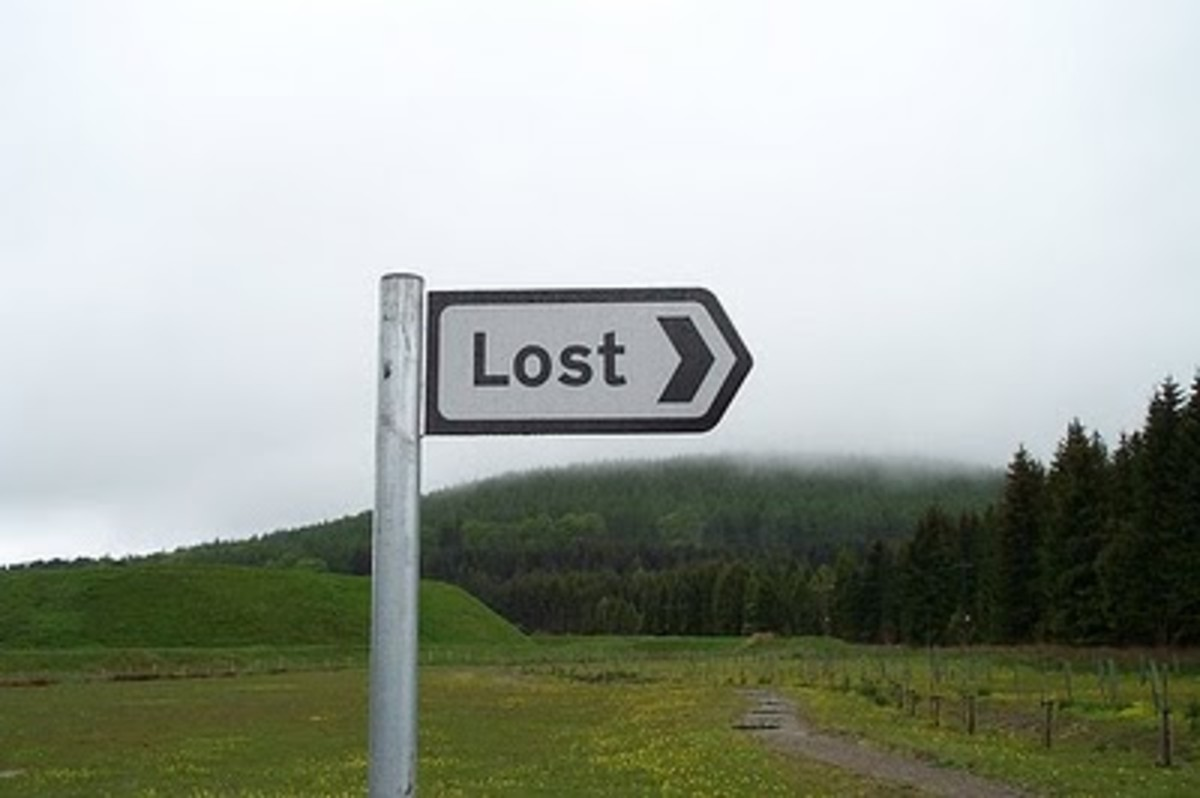 Lost is All We Know