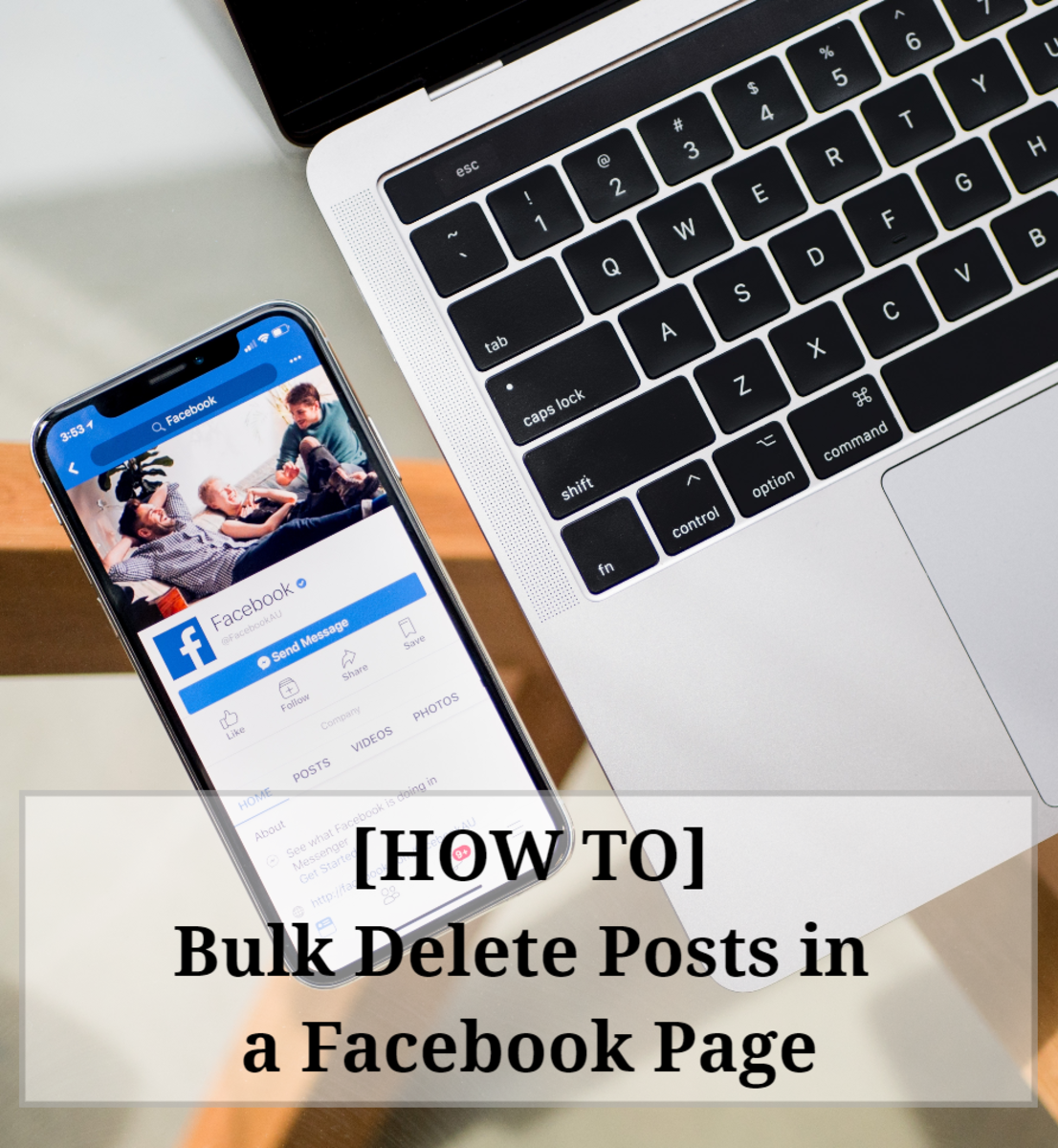 How to Bulk Delete Posts in a Facebook Page