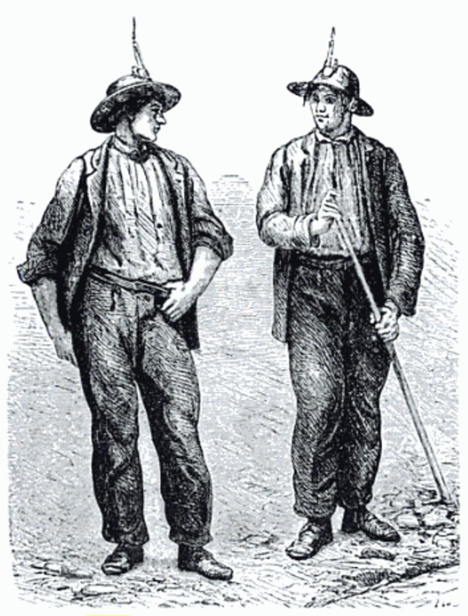 Arizona's Invaluable  Cornish Gold Miner Connection
