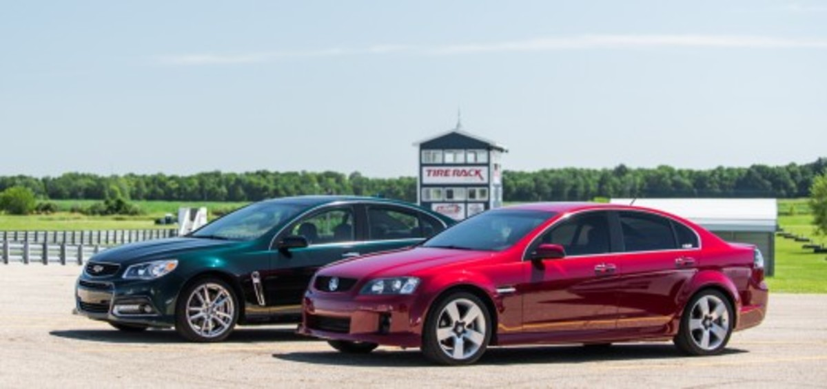 Inertia Report: Was It a Good Idea to Have the Chevy SS Pick up Where the Pontiac G8 Left off?