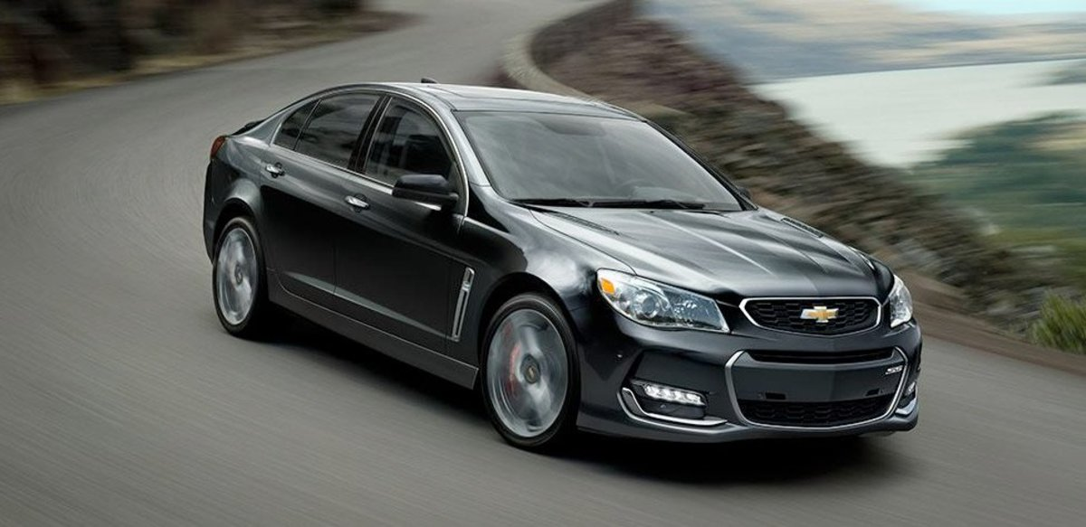 WTCCSHD: Relaunching the Chevy SS