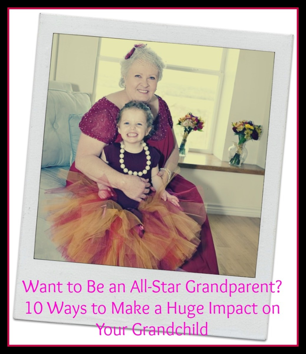 10 Ways a Grandparent Can Positively Impact a Grandchild's Life