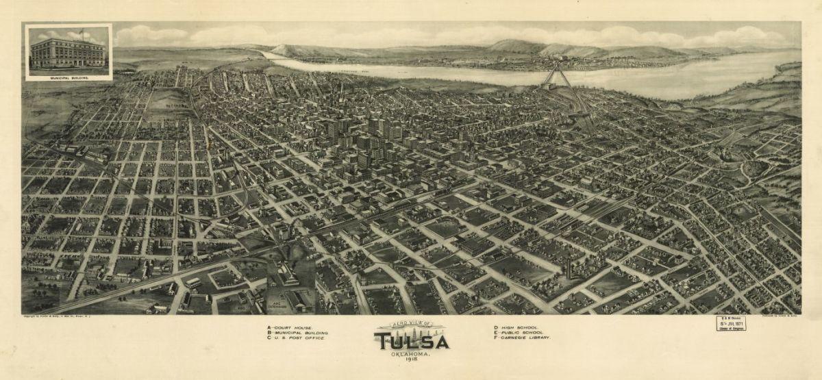 Tulsa, 1918