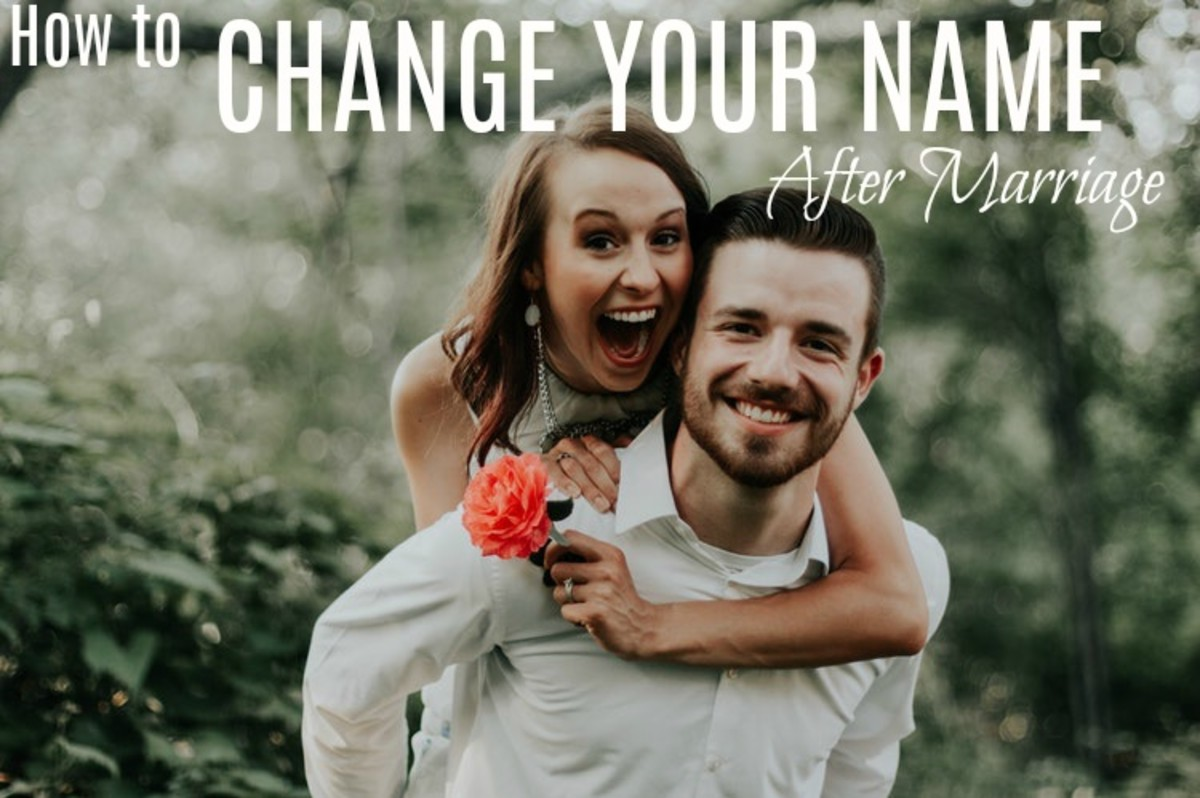 Changing Your Name After Marriage: The Complete Guide