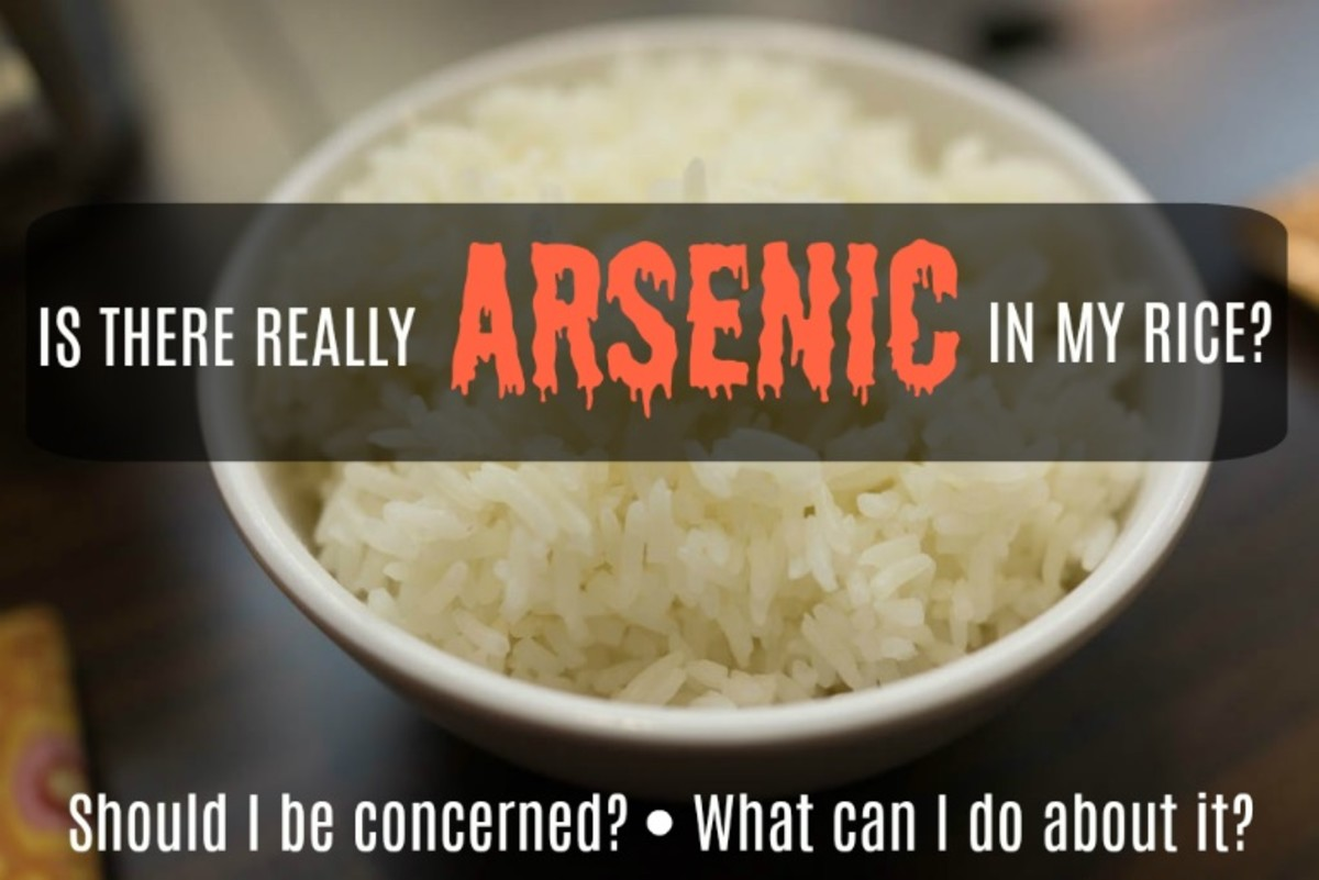 Is There Arsenic in Rice and Should I Be Concerned?